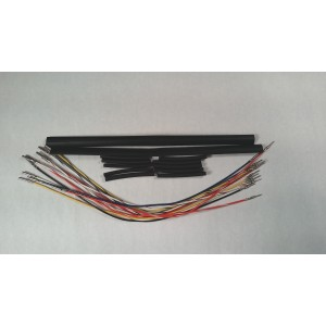 Handlebar Wiring Harness Kit on