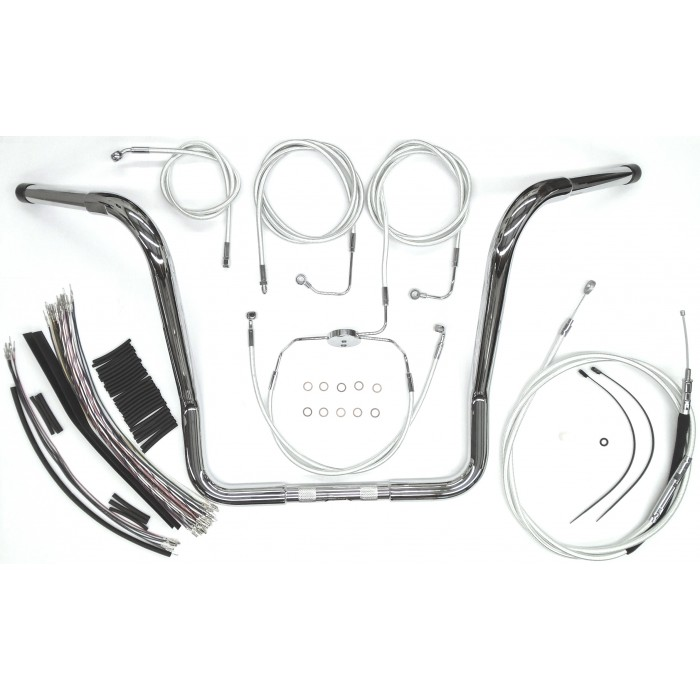 caliber touring handlebars kit